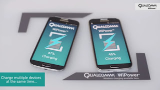 كوالكوم تجلب تقنية الشحن اللاسلكي للهواتف الذكية المعدنية