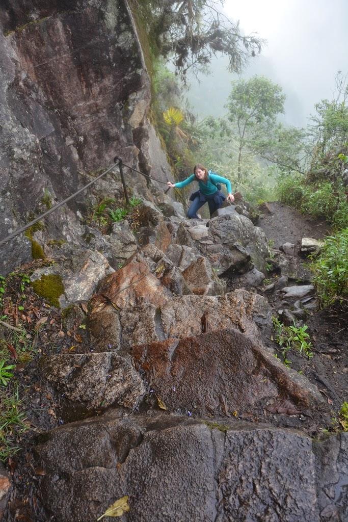 Waynapicchu climb