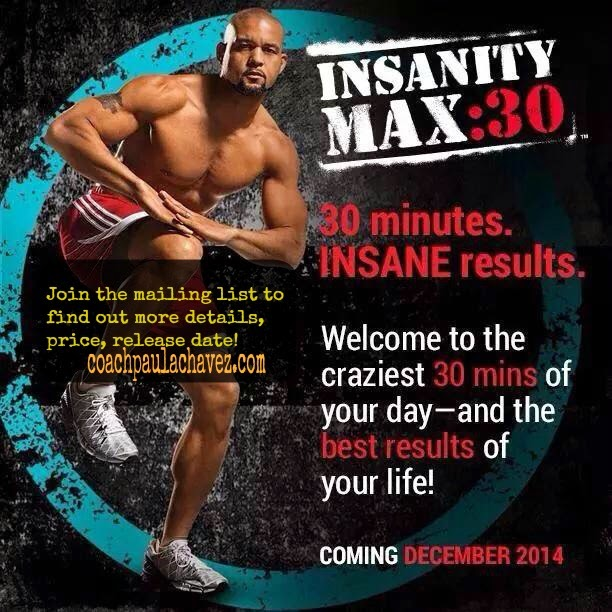 insanity max coach paula chavez beachbody challenge max tabata