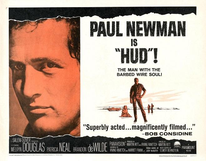 """""""Hud"""" (1963)"""
