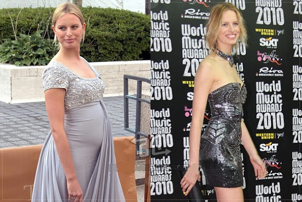 Cool FunPedia: How Celebrity Moms Loss Weight?
