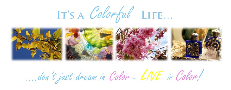 It's a Colorful Life!
