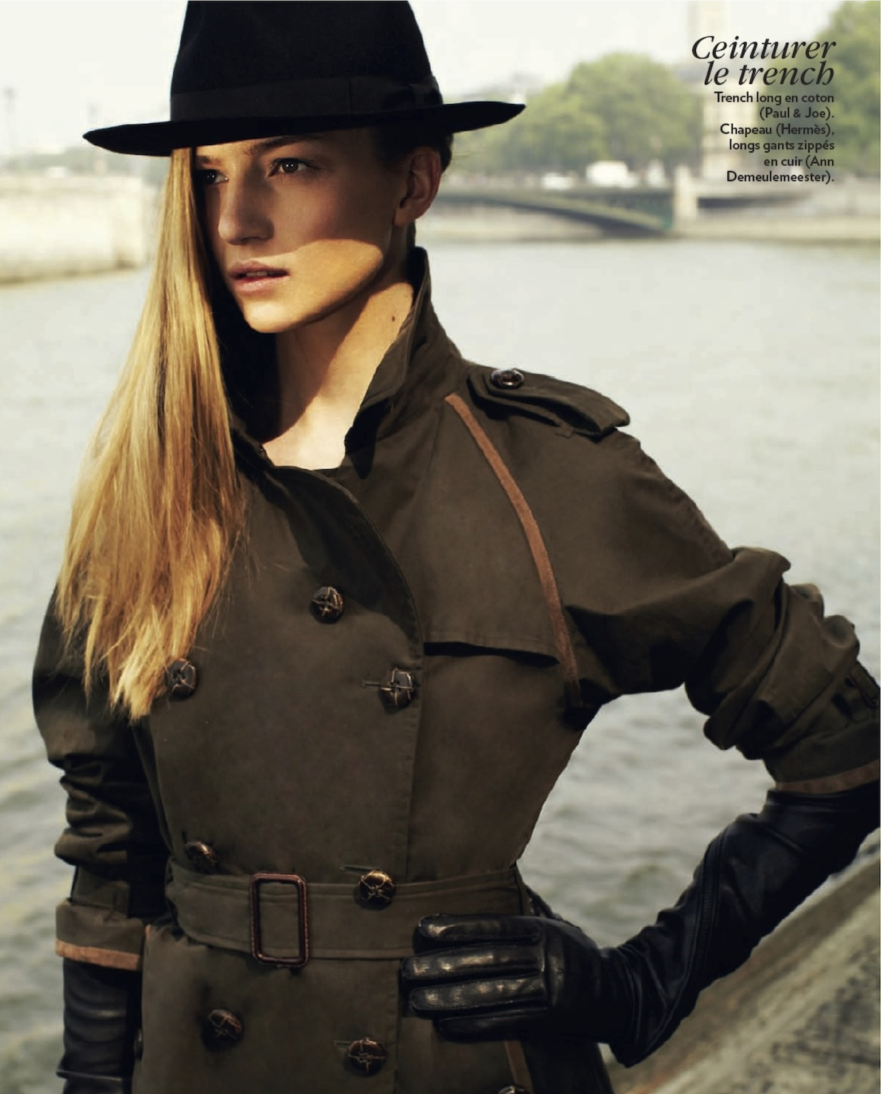 Anne-Marie Van Dijk in Marie Claire France September 2012 (photography: Max Cardelli, styling: Claire Dhelens) via fashioned by love / british fashion blog