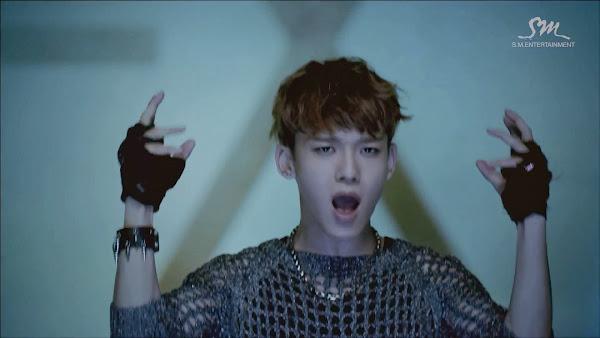 EXO Chen Wolf