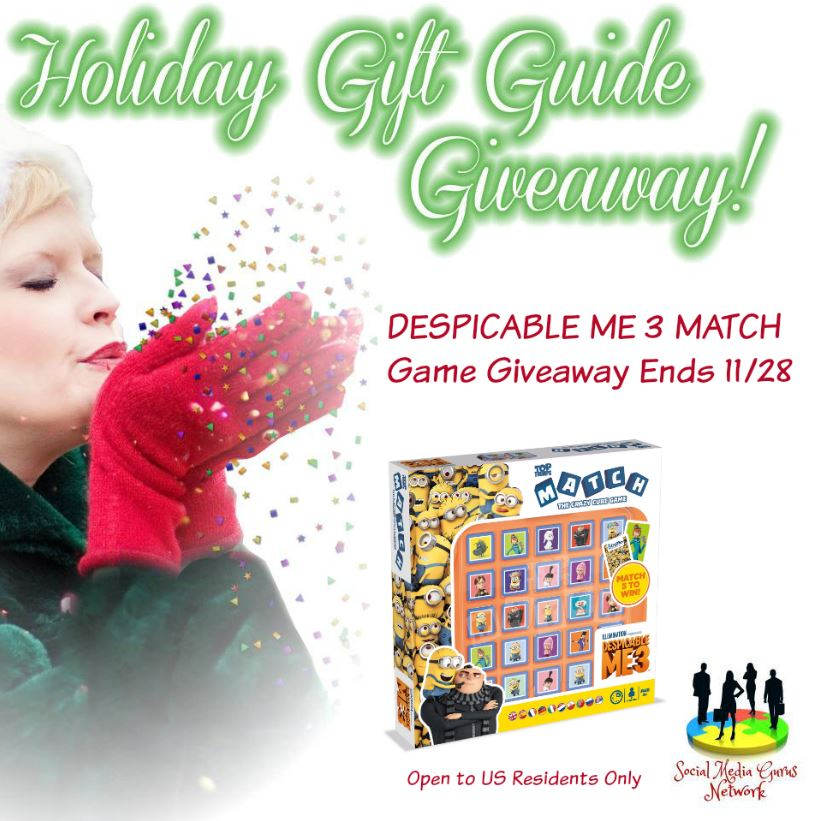 Despicable Me Giveaway