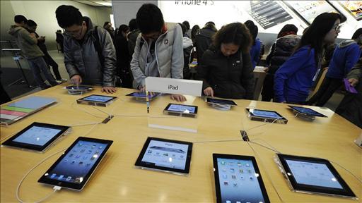 apple ipad china hearing image