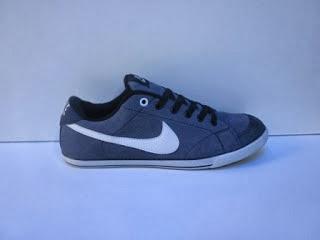 Sepatu Nike Slim Suede abu,supplier Sepatu Nike Slim Suede