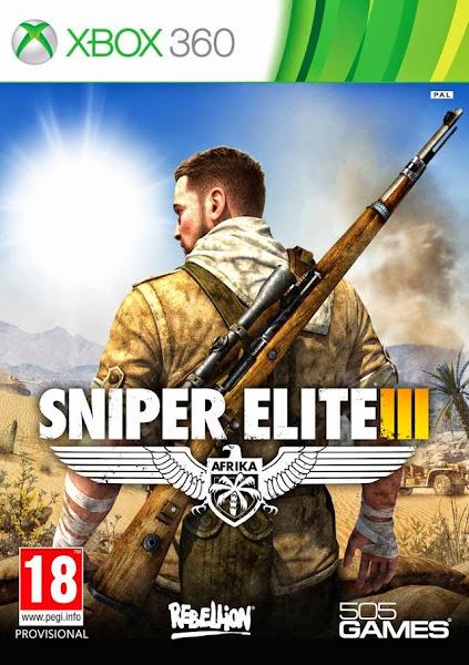 Sniper Elite 3 Xbox 360 Región Free Español