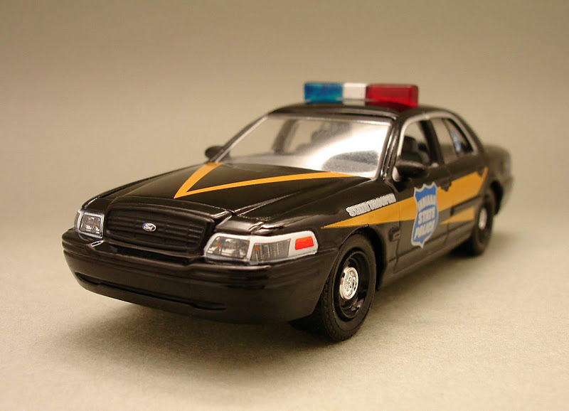diecast hobbist 2008 ford crown victoria indiana state. Black Bedroom Furniture Sets. Home Design Ideas