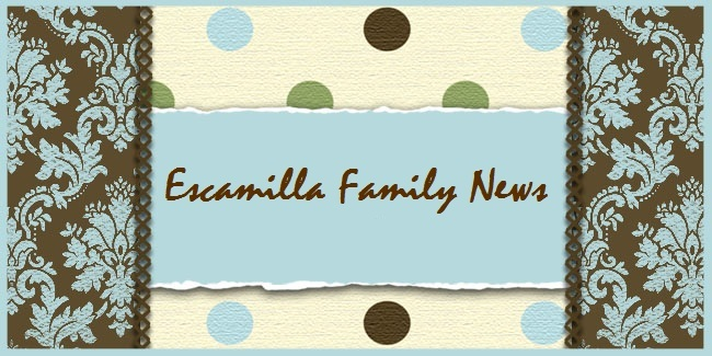 ESCaMiLLa FaMiLY NeWS
