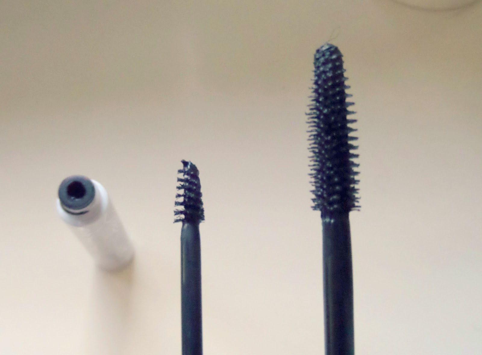 Clinique Bottom Lash Mascara vs Max Factor