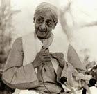 Krishnamurti: come vincere la paura