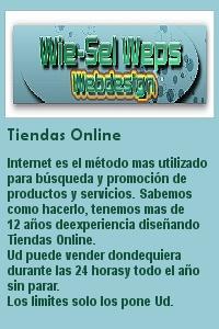 Wie-Sel WePs tiene una basta experiencia en diseño programación web