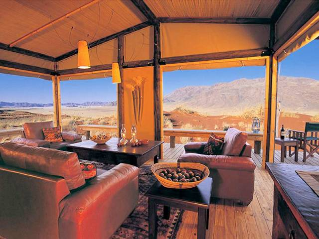 Hotel In The Heart Of Namibia S Wildlife Ritemail