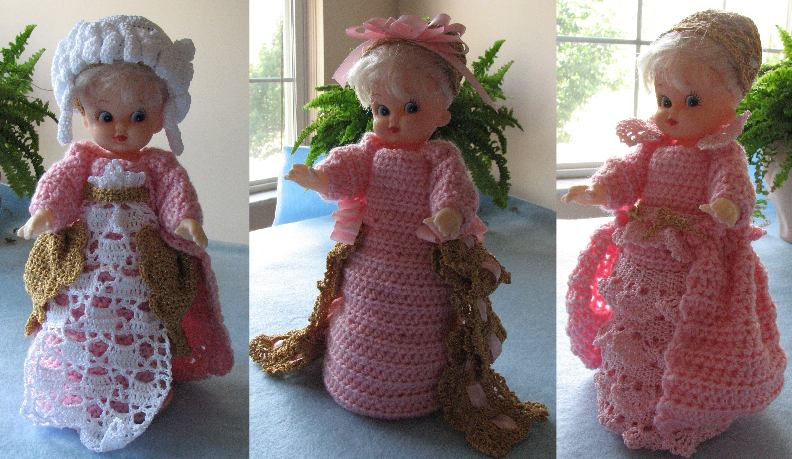 Donna s crochet designs blog of free patterns marie antionette