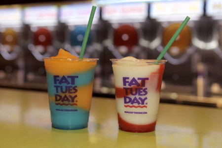 how to make fat tuesday drinks