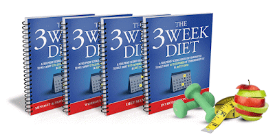 3week diet review