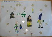 Dibujos niños. ¿Qué me han traído los Reyes? dsc