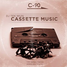 DJ Tekwun - Cassette Music (Essence of Hip-Hop)