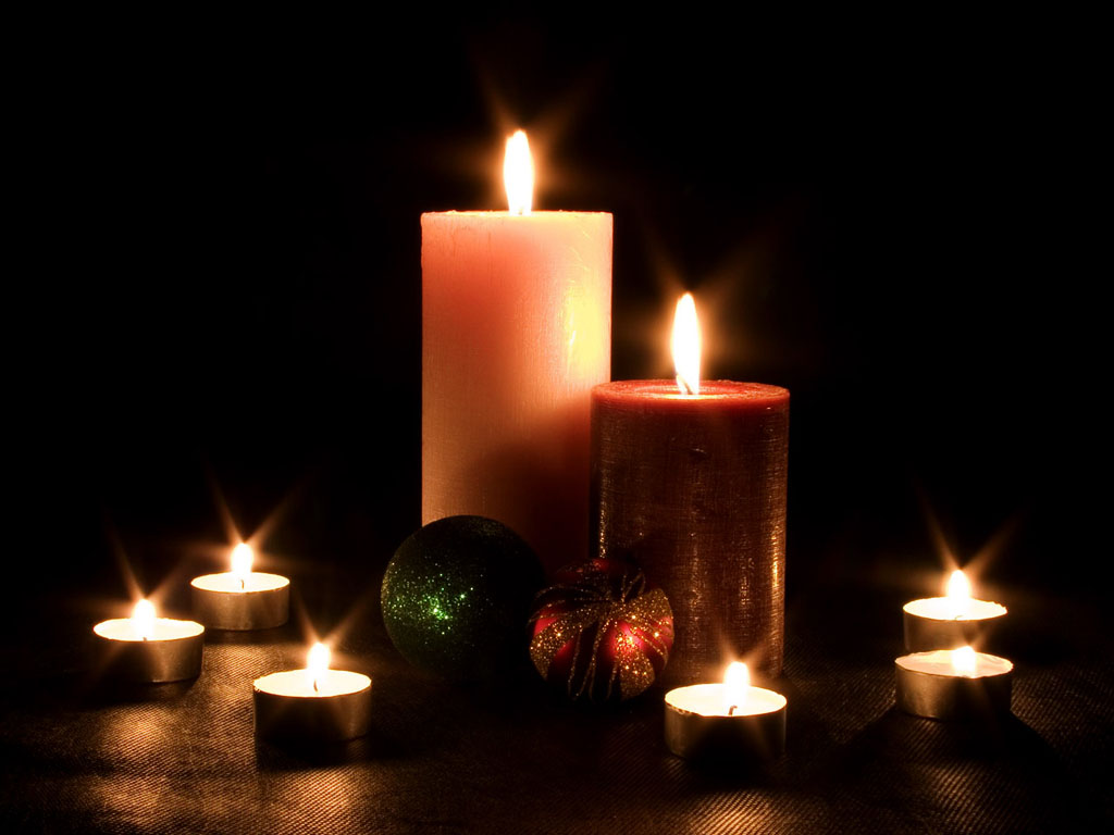 Wallpapers Candles Desktop Wallpapers