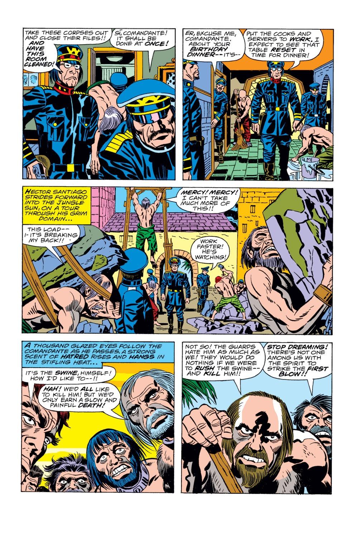 Captain America (1968) Issue #206 #120 - English 12