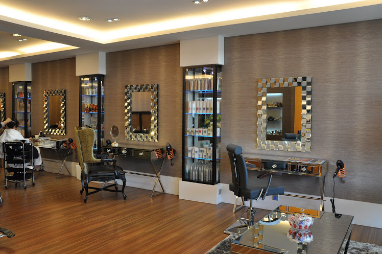 Ridz okumura beauty salon and boutique for A little luxury beauty salon