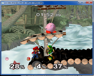 Fixed Graphics on Dolphin Emulator SSBM