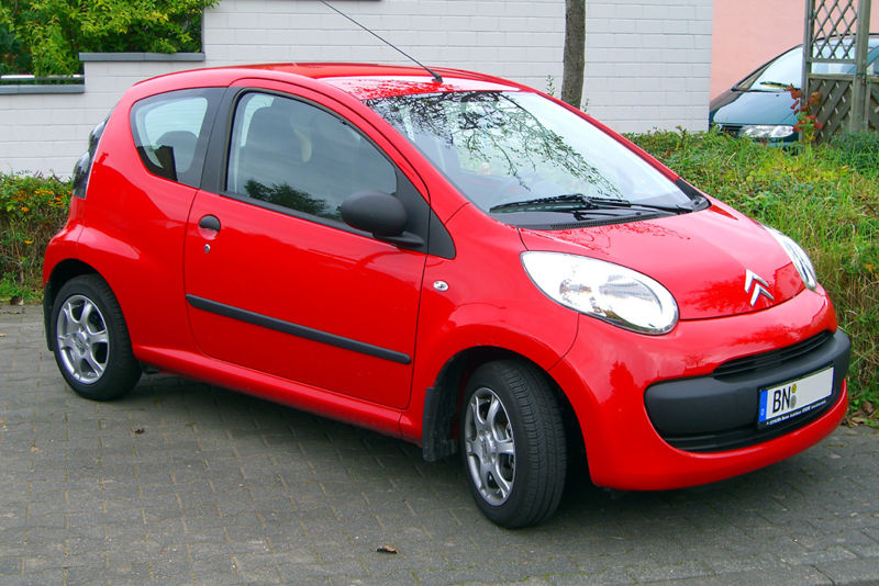 Luxury Autos: Citroen C1