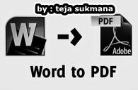 membuat file pdf