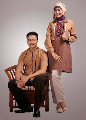 baju muslim couple