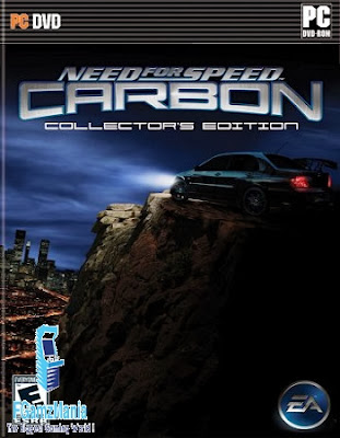 NFS Carbon PC Game Poster