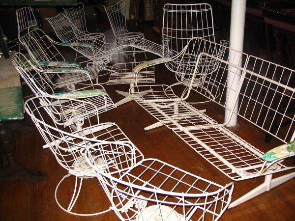 Large Lot Of Vintage Homecrest Patio Furniture   $150  Http://boston.craigslist.org/nos/fuo/3416062172.html