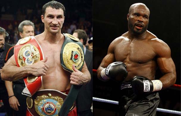 ... Klitshchko to fight Jean Mormeck on December 10 - Klitschko vs Mormeck