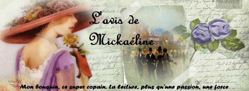 L'avis de Mickaéline