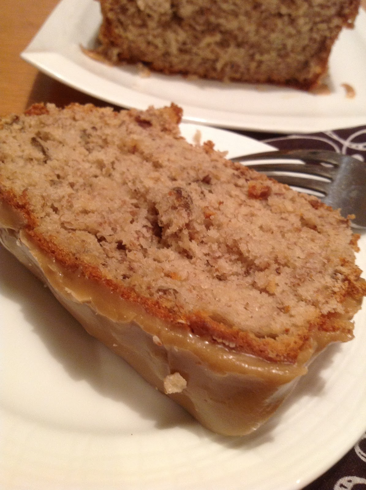 ... ripe bananas make banana bread here is a super easy banana nut bread