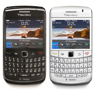 Daftar Harga HP BlackBerry Bulan November 2012