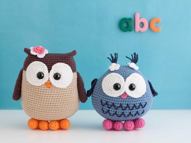 amigurumi-buho-owl