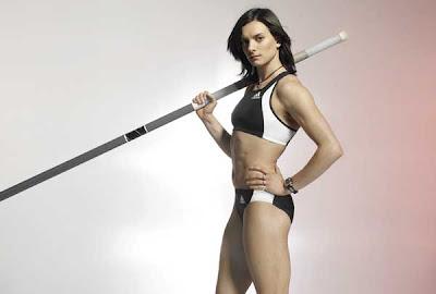 Youtube Russian Woman Pole Vaulter 102