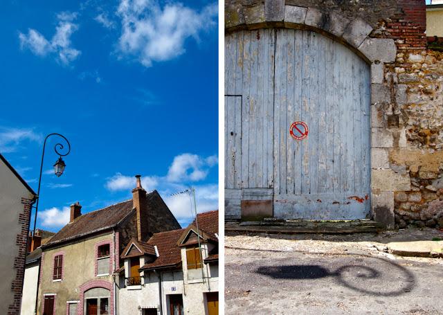 Chatillon-Coligy, France