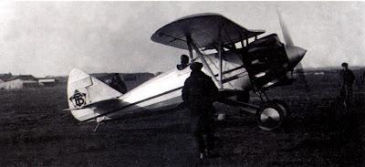 Первый прототип истребителя И 5