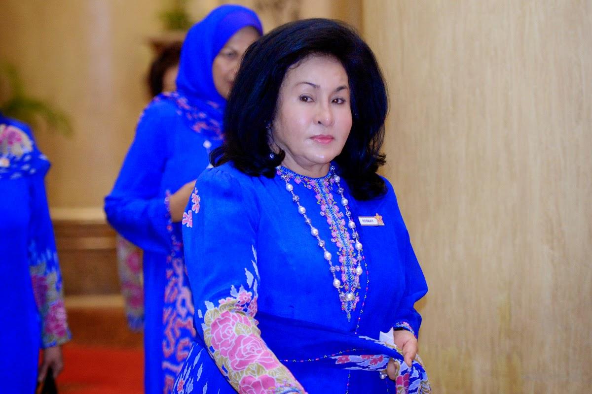 Tun Mahathir Mula Menyerang Rosmah Pulak