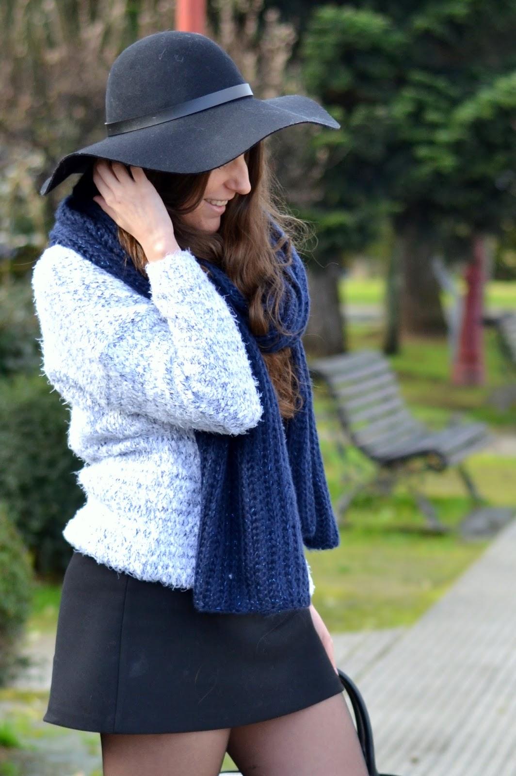 H&M black hat