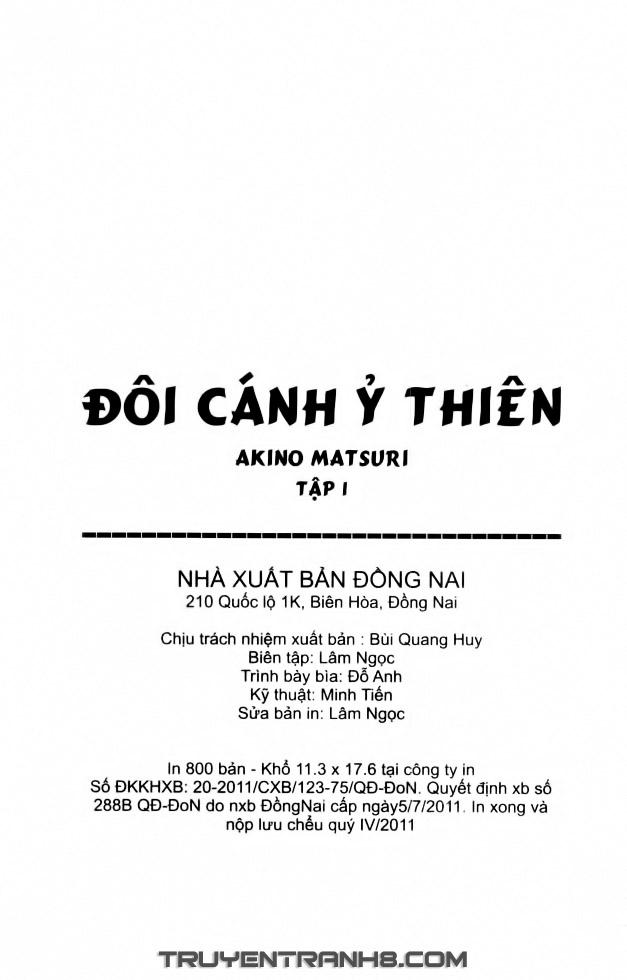 Đôi Cánh ỷ Thiên - Iten No Tsubasa chap 1 - Trang 2