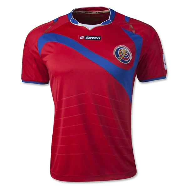 Koszulka reprezentacji Kostaryki na mistrzostwa świata 2014