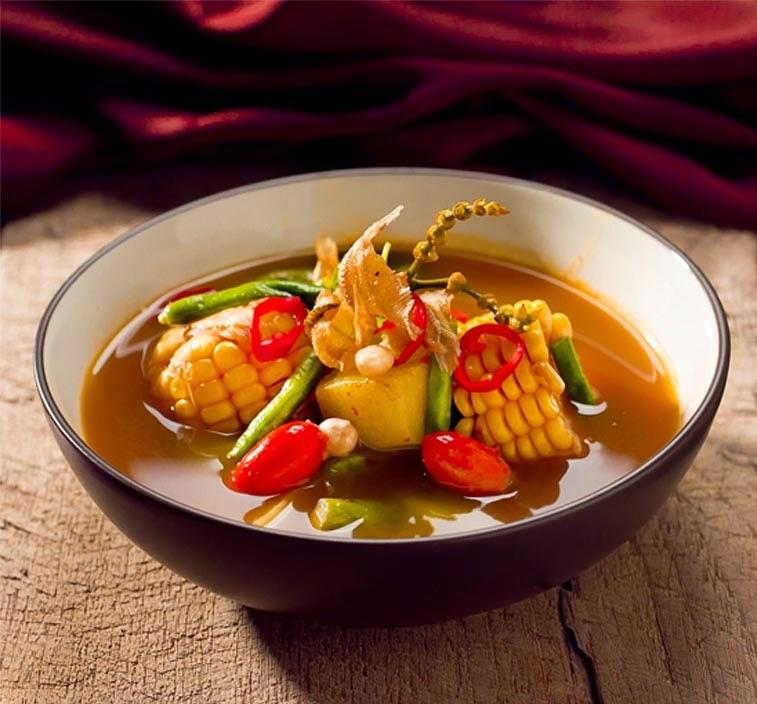Resep Sayur Asem enak,nikmat dan segar