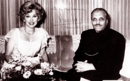 INTELLIGENCE: Joanne Herring , Zia ul Haq , Nawaz Sharif & Osama ...