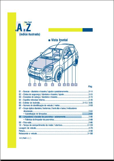 manual do meu carro rh manualdomeucarro blogspot com 97 Ford Ranger Brake Diagram 97 Ford Ranger with Manual Lift
