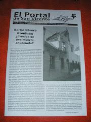 El Portal de San Vicente en internet!