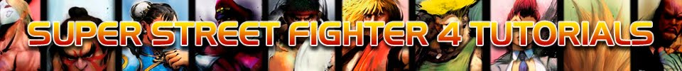 Street Fighter 4 Tutorial Videos