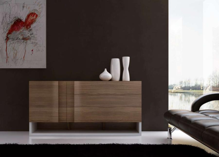 Tienda muebles modernos muebles de salon modernos salones for Aparadores altos modernos